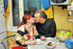 Роза Сябитова с бывшим мужем