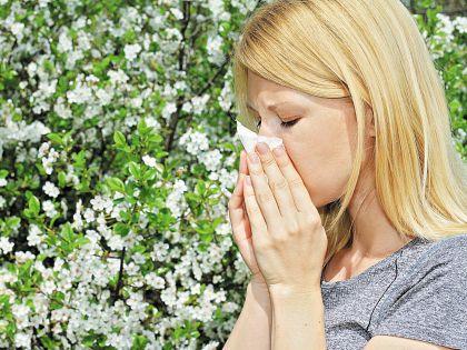 Аллергия может сделать жизнь человека невыносимой