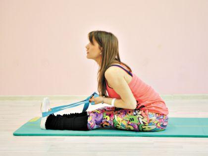 Всего несколько упражнений позволят в кратчайшие сроки придать вашей фигуре гибкость