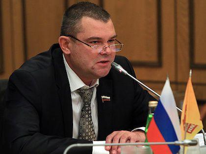 Заместитель председателя комитета Госдумы по безопасности и противодействию коррупции Дмитрий Горовцов