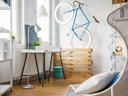 Даже самая маленькая квартира может быть стильной и уютной