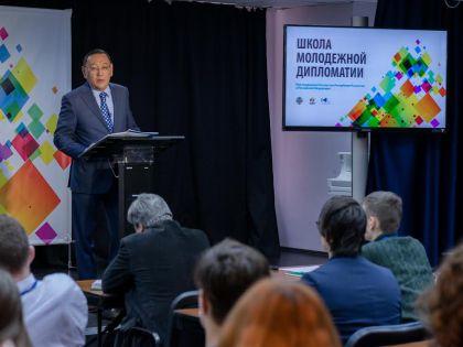 Советник-посланник Посольства Республики Казахстан в РФ Ерлан Байжанов