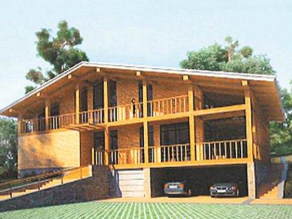 Так выглядят «казенные» дома для истеблишмента