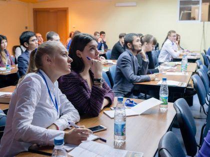 Слушатели Школы молодежной дипломатии