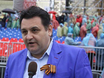 Депутат Госдумы Олег Михеев