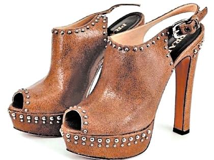 Туфли от Сары Джессики Паркер