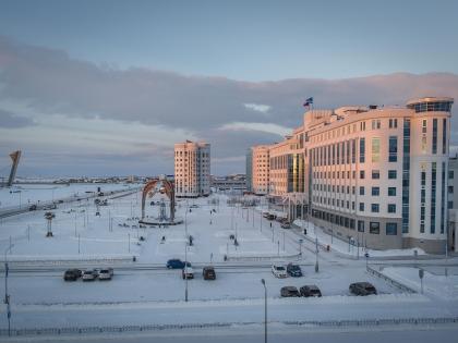 На Ямале немало современных городов