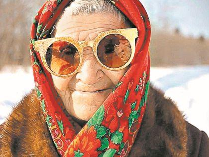 Хамайра – бабушка хозяйки компании