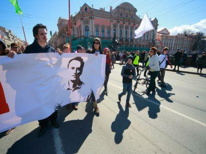 Несанкционированные демонстрации тоже попадают в зону риска