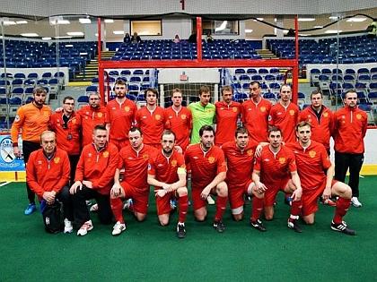 Сборная России по любительскому футболу