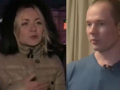 Евгения Чудновец и Ильдар Дадин