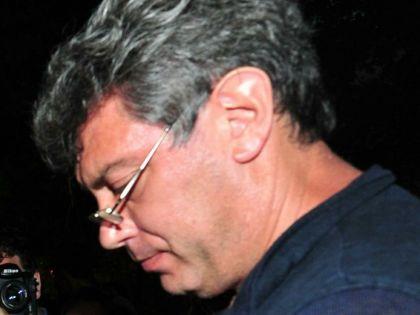 Бориса Немцова застрелили в самом центре Москвы прямо напротив Кремля