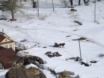 Из кандальной дороги в Омске сделали туристический маршрут