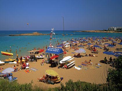 Даже зимой на побережье Средиземного моря сохраняется расслабленная атмосфера