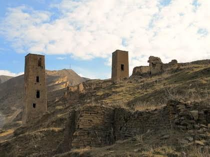 Сторожевые башни села Гоор