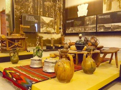 Экспозиция исторического музея