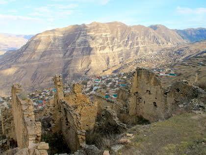 Одно село – одна крепость