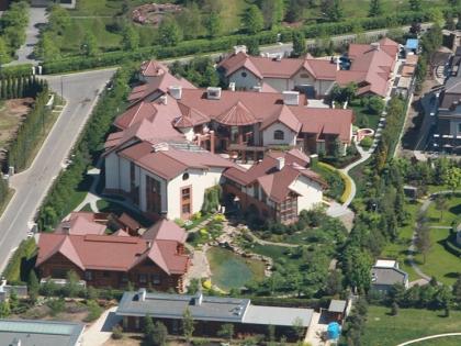 Загородный дом Дмитрия Саблина