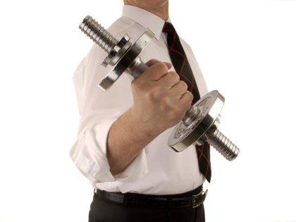 Упражнения с отягощениями сделают более счастливыми и здоровыми