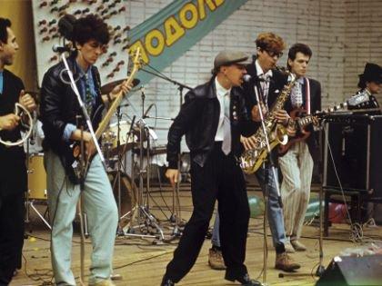 «Бригада С» на легендарном рок-фестивале в Подольске (1988 год)