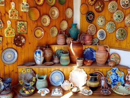 Болгарская керамика – отличный подарок себе и друзьям!