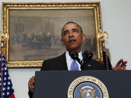 Обама и США