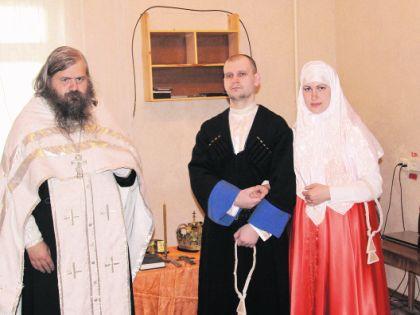 Венчание Николая и Вероники
