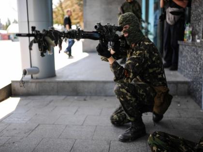 НАТО подтверждает сообщения ОБСЕ о вторжении российских войск в Украину, - источник - Цензор.НЕТ 4380