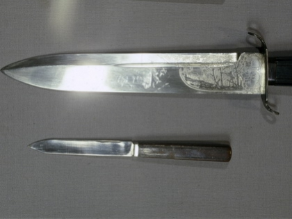 Мать могла убить дочь ножом в спину