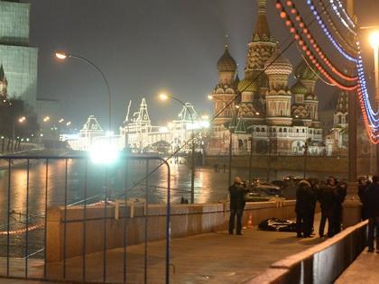 """С целью обнаружить киллеров в Москве был объявлен план """"Перехват"""""""