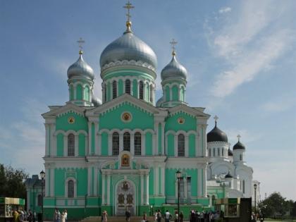 Троицкий собор Серафимо-Дивеевского монастыря