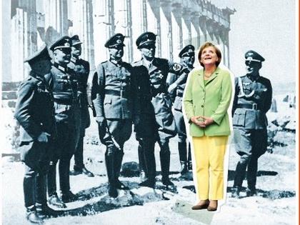 Журналисты пытаются ответить на вопрос, должна ли Германия выплачивать компенсации за преступления нацистов