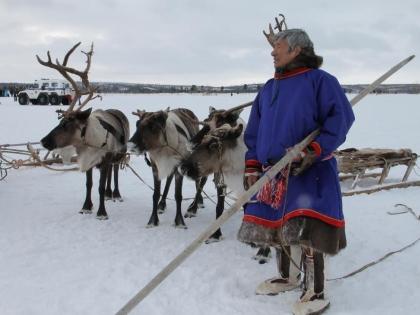 Люди Ямала закалены непростой жизнью