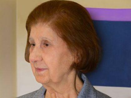 Мать Башара Асада Аниса Махлюф