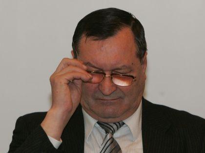 Почетный президент Федерации фигурного катания на коньках России Валентин Писеев