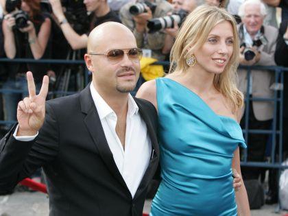 Федор и Светлана Бондарчук в 2005 году