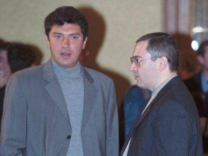 C Борисом Немцовым