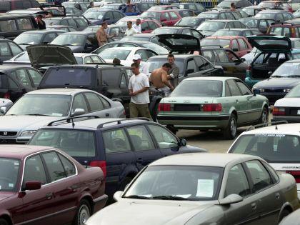 Перекупщики атаковали рынок подержанных авто России