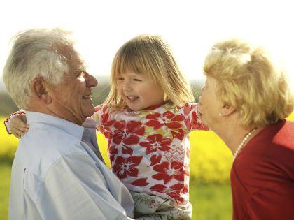 Внука бабушке в детском саду могут и не отдать