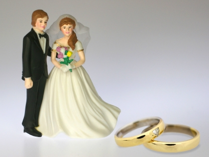 Отсутствие секса до свадьбы спасет от развода?