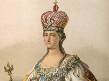 Екатерина II расширила не только границы России, но и власть элиты