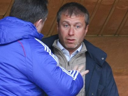 Аркадий Абрамович (на фото его отец Роман) займется бизнесом на Дону