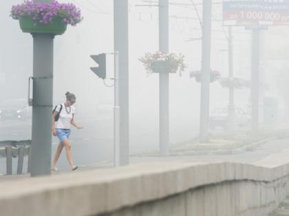 Москвичи пишут в соцсетях о появлении сильного смога в городе