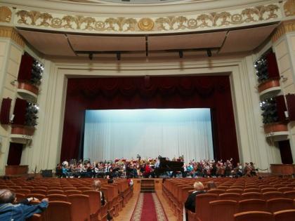 В Новосибирске прошел митинг в защиту свободы творчества