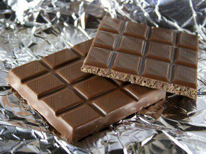 Шоколад защищает от повышенного артериального давления