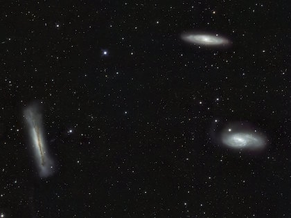 Открытие удалось сделать с помощью Chandra X-ray Observatory