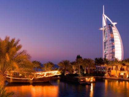 Условия в ОАЭ уже давно не уступают европейским курортам