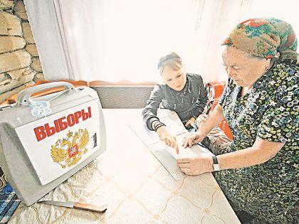 В России разворачивается кризис политической системы