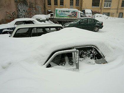 Пробка на трассе Оренбург Орск январь 2016: что происходило на самом деле