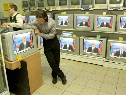 В последние годы одним из самых главных источников стресса стал телевизор